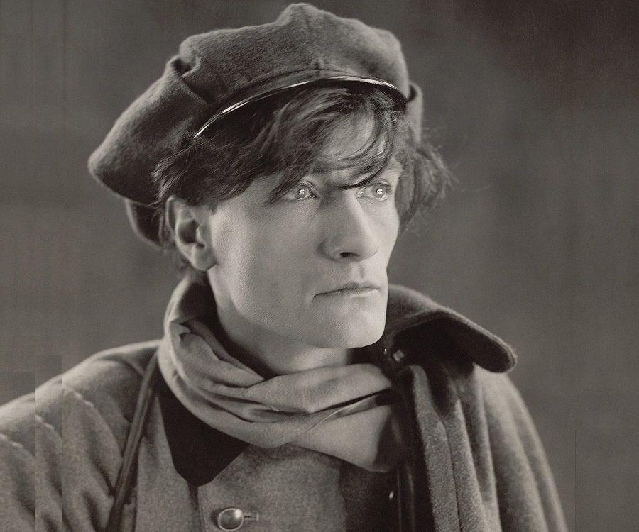 Antonin Artaud y la baba