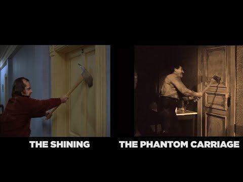El Resplandor vs. The Phantom Carriage