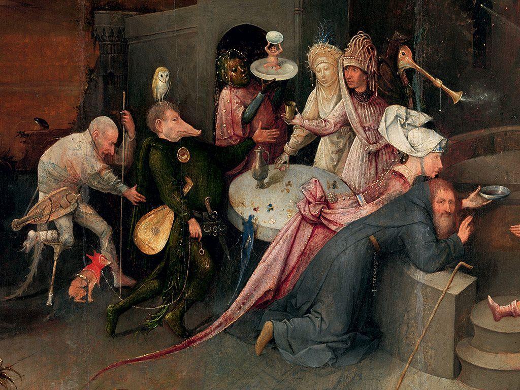 Hieronymus Bosch (El Bosco), Ducado de Brabante (Países Bajos), 1450-1516