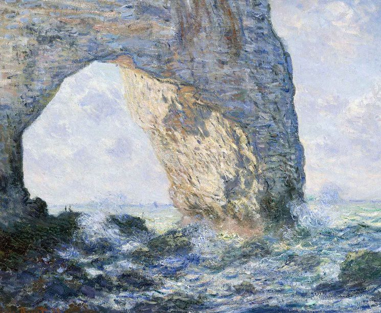 Oscar-Claude Monet, París, 1840-1926