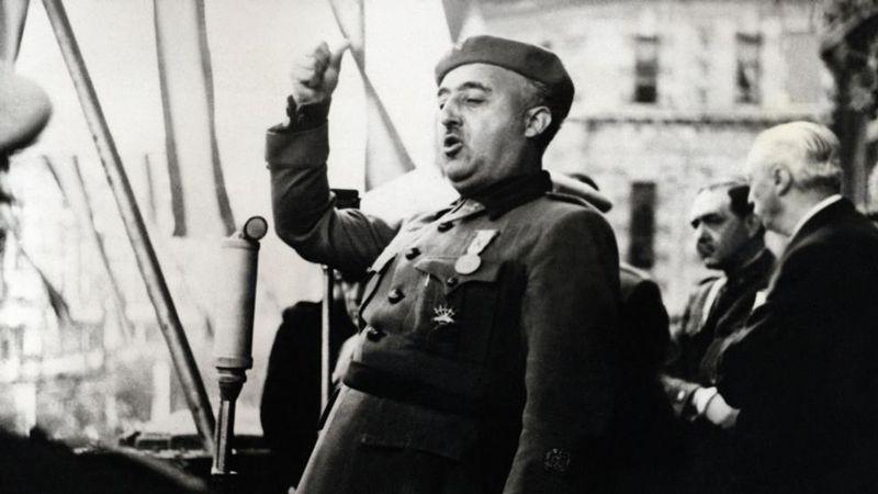 Mensajes de final de año de Francisco Franco