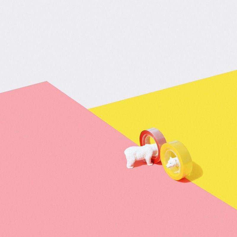 Axel Oswith & Amanda Kusai, poetas visuales
