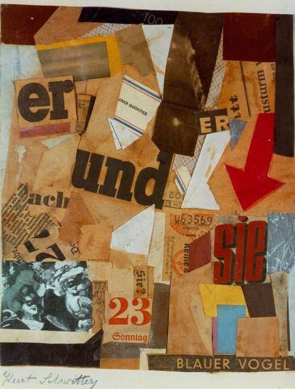 Kurt Schwitters, poeta visual