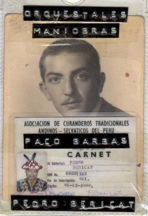 Pedro Bericat, poeta visual