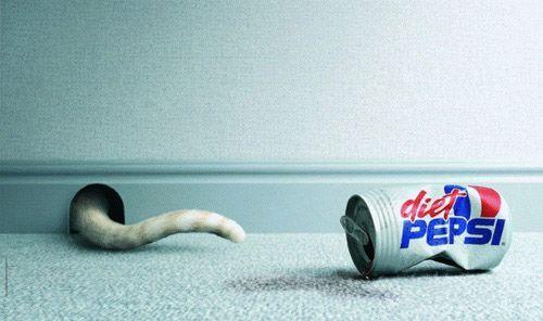 Pepsi Poesía Visual Publicidad
