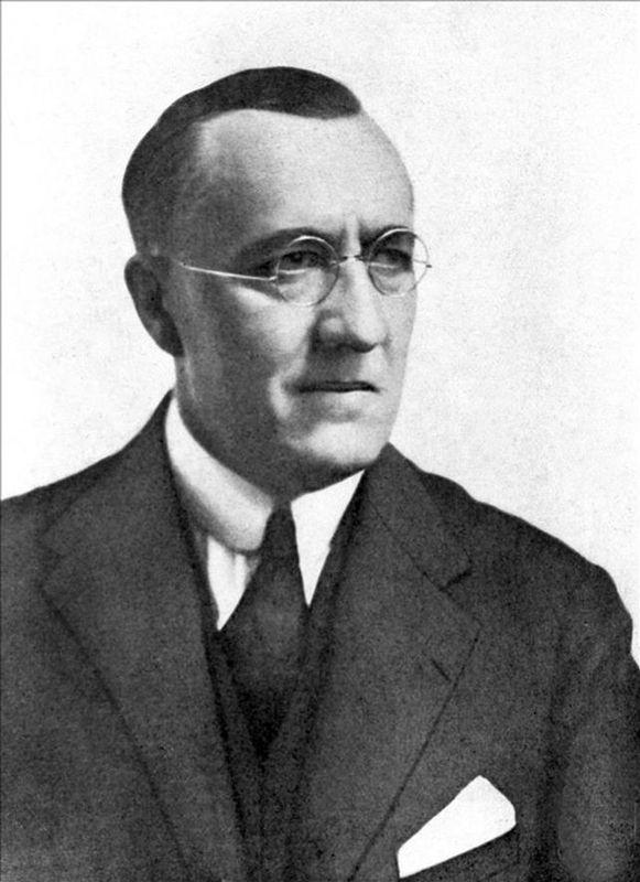 La nueva filosofía de la historia y el problema de la Hispanidad, artículo en Acción española en agosto de 1934, Ramiro de Maeztu