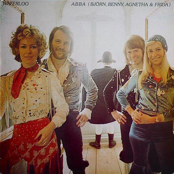Waterloo (ABBA , 1974)