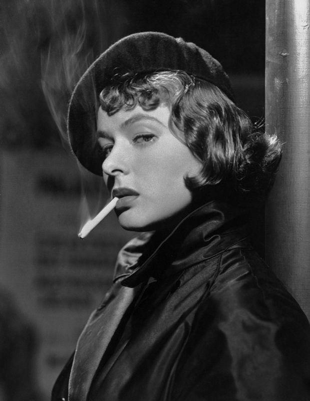 Ellas - Ingrid Bergman, Estocolmo, 1915-1982