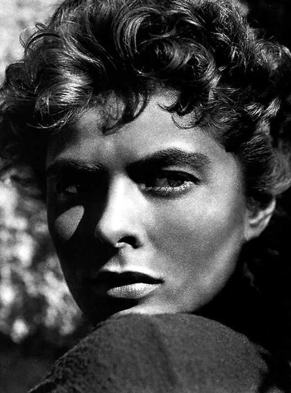 Ingrid Bergman, Estocolmo, 1915-1982