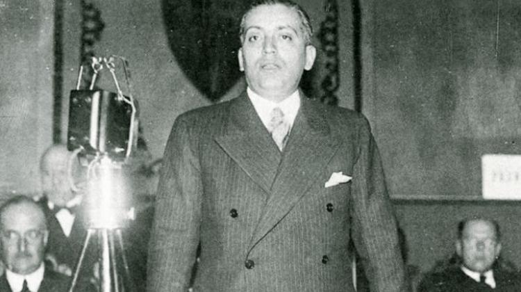 Discurso de José Calvo Sotelo en las Cortes el 16 de Junio de 1936
