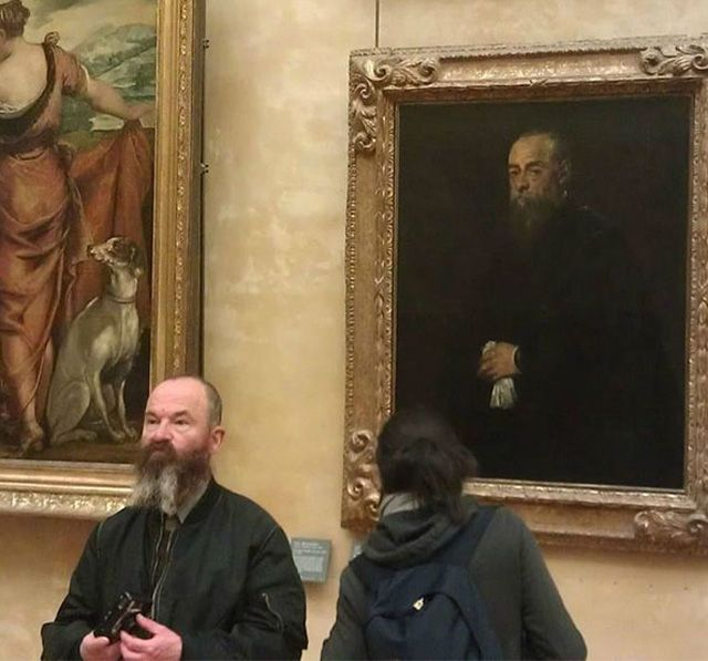 Parecidos razonables en el museo