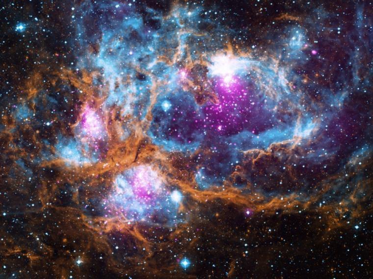 Las 4 fuerzas que mueven el Universo (programa REDES 286)