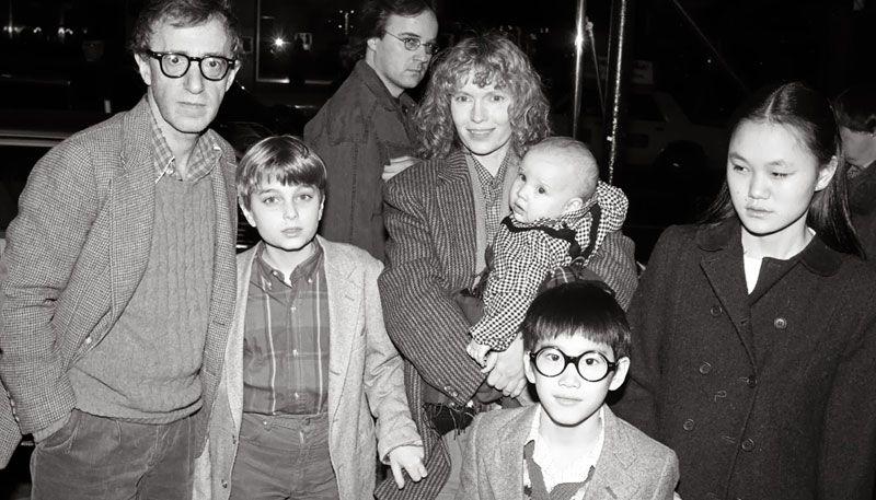 El caso Woody Allen: Un hijo toma la palabra
