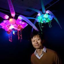 Shih Chieh Huang, poeta visual