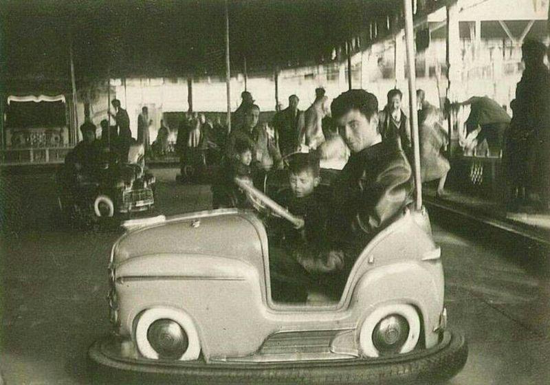 Jukebox, Autos de choque