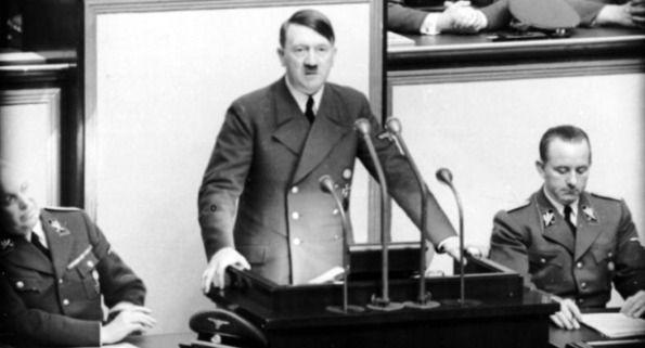 Derrotemos a los enemigos de Alemania discurso pronunciado por Adolf Hitler el 10 de abril de 1923