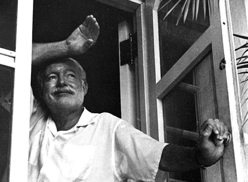 Entrevista a Ernest Hemingway, 1954