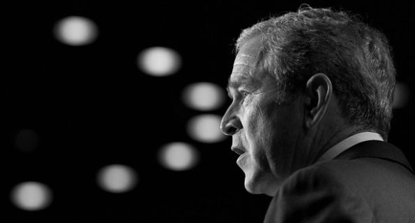 La guerra global contra el terrorismo discurso pronunciado por George W. Bush el 25 de junio de 2002