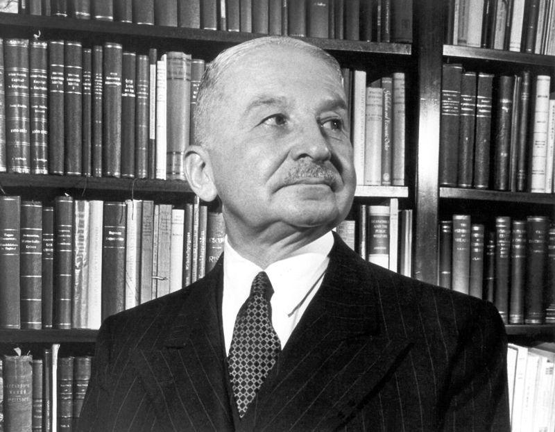 Ludwig von Mises y Marx