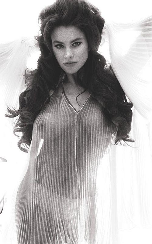 Sofia Vergara, Barranquilla, 1972
