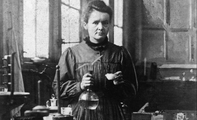 Marie Curie filosofia de vida