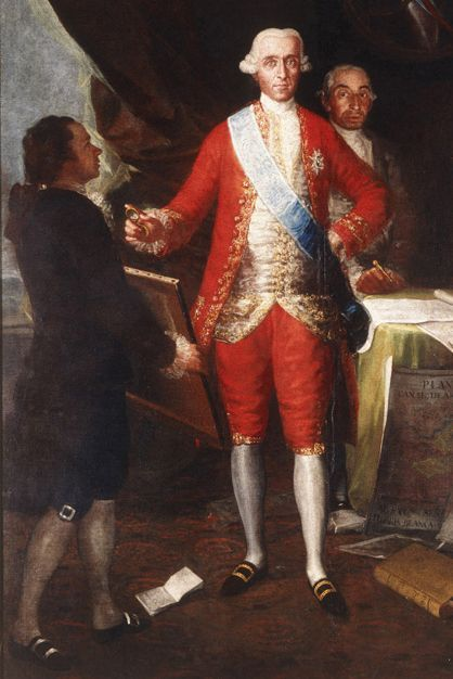 Discurso Cordón sanitario contra ideas francesas pronunciado por el Conde de Floridablanca el 15 de junio de 1791