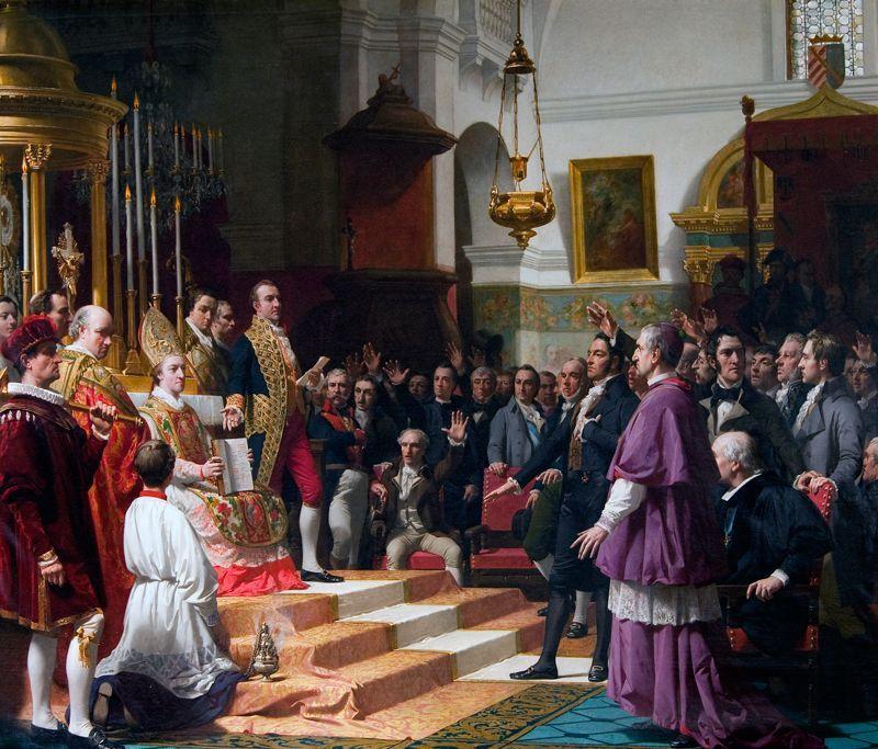 Discurso Preliminar de la Comisión Redactora fundando ante las Cortes el proyecto de la Constitución de Cádiz de 1812, 1811