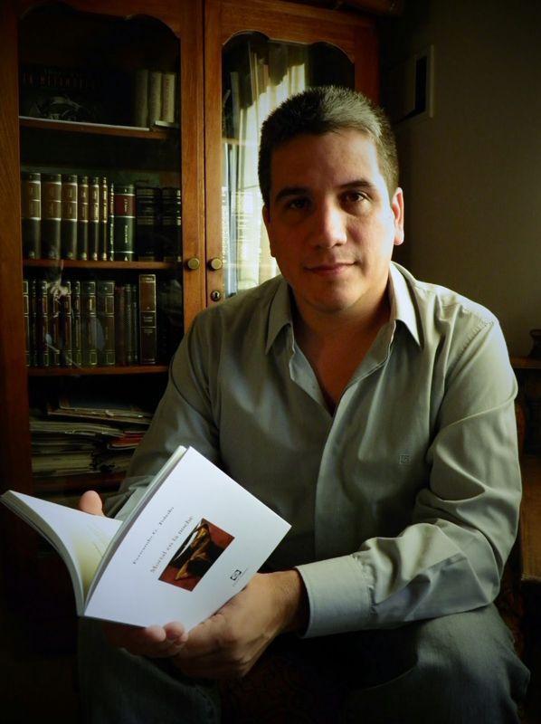 Fernando G. Toledo, poeta, Mendoza (Argentina), 1974