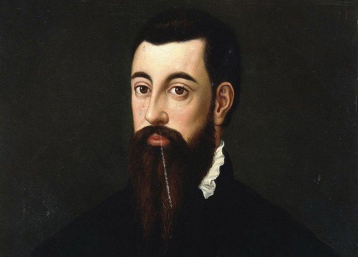 Garcilaso de la Vega, poeta, Toledo, 1498-1536