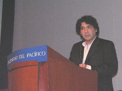 Discurso en la Universidad del Pacífico pronunciado por Gastón Acurio en Marzo del 2006