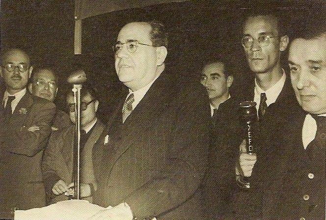 Discursos de Juan Negrín López