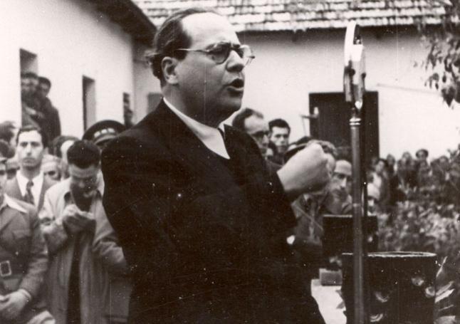 Discurso Resistencia y fe discurso pronunciado por Juan Negrín López el 30 de septiembre de 1938
