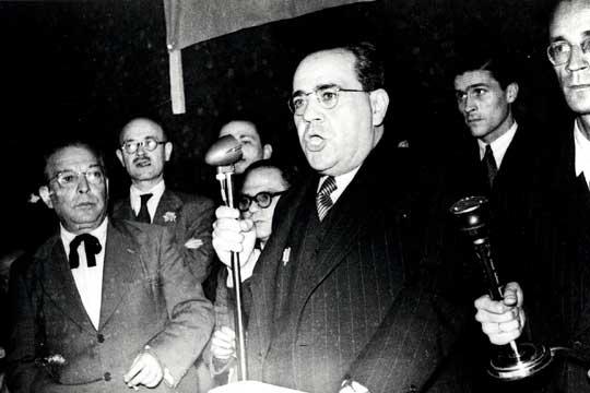 Discurso España no se rinde pronunciado por Juan Negrín López el 2 de febrero de 1939