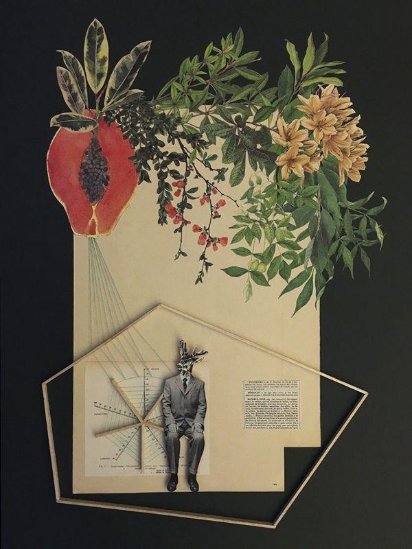 Marta de los Pájaros, poeta visual