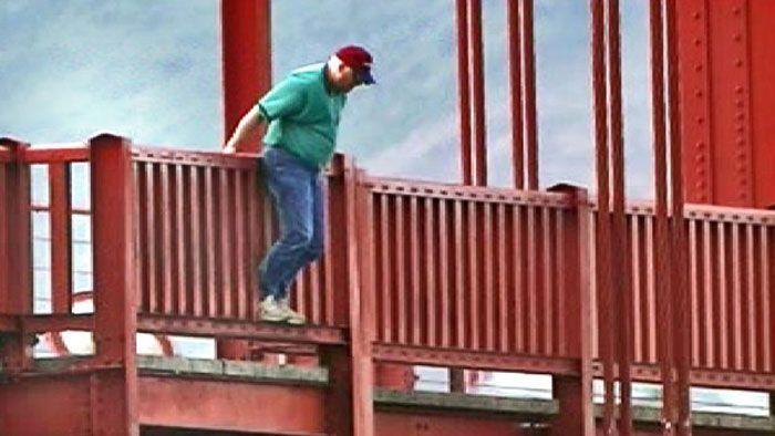 Documental The Bridge acerca del suicidio