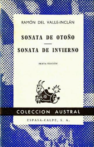 Valle Inclán recita Sonata de Otoño