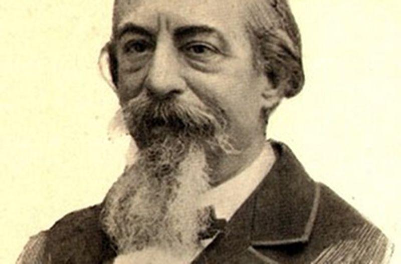 José Zorrilla y Moral, poeta, Valladolid, 1817-1893