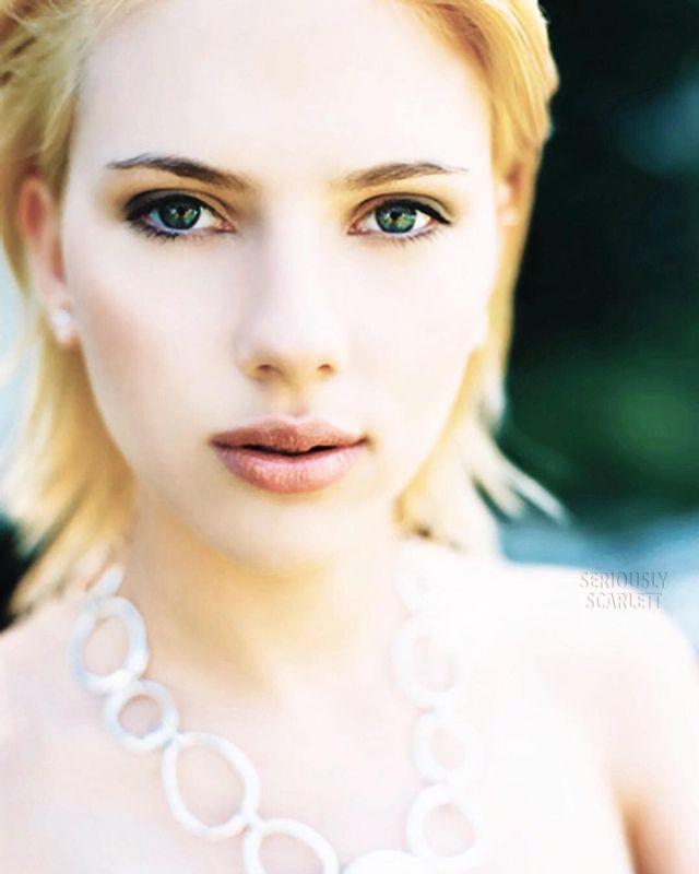 Scarlett Johansson, Nueva York, 1984