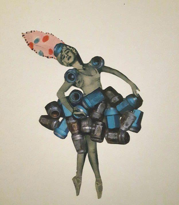 Aurora Duque, poeta visual