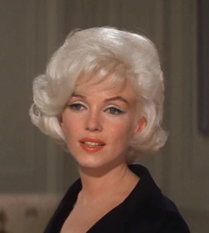 Casting de Marilyn Monroe para Something's Got to Give de George Cukor, 1962 (inacabada)