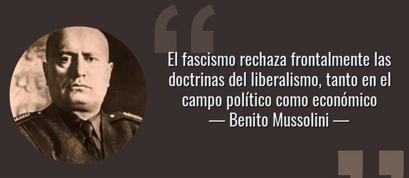 Ludwig Heinrich Edler von Mises y el fascismo