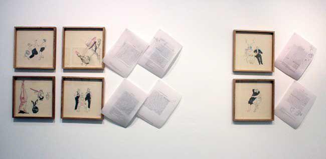 Graziela Fernández, poeta visual