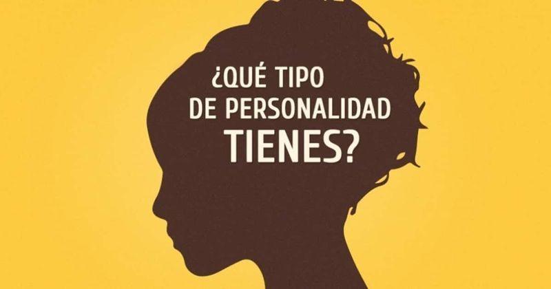 Tipos de personalidad: Promedio, Egocéntrico, Modelo a seguir y Reservado