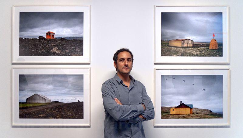 Álvaro Sánchez-Montañés, poeta visual