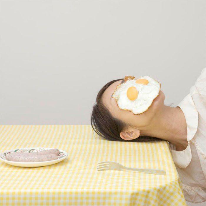 Mitsuko Nagone, poeta visual