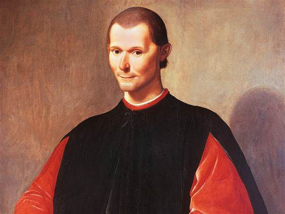 Nicolás Maquiavelo y la guerra