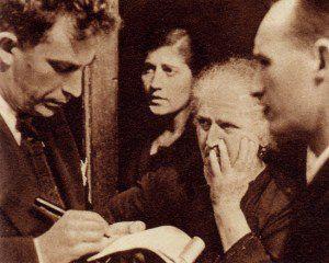 """Prólogo de Chaves Nogales en su libro """"A sangre y fuego"""", 1937"""