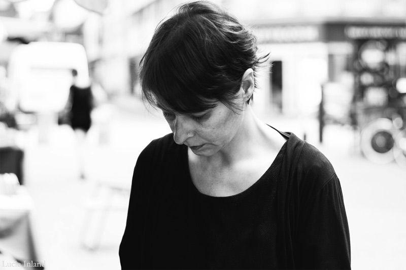 Olga Lupi, poeta visual