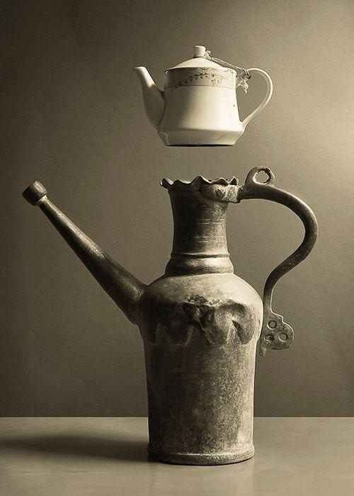 Ata Mohammadi, poeta visual