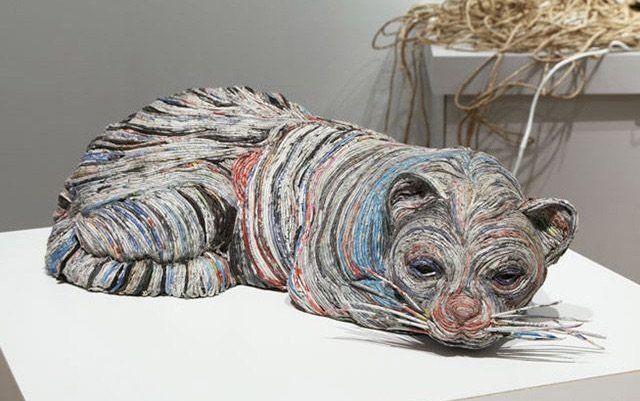 Chie Hitotsuyama, poeta visual